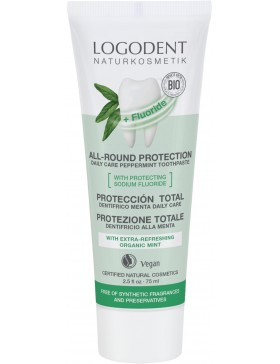 All-Round Protection daily care Peppermint Toothpaste