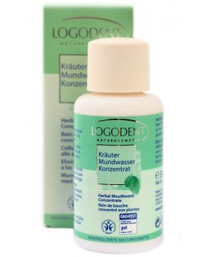 Logodent Herbal Mouthwash Concentrate