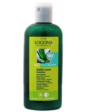 Daily Care Body Lotion Organic Aloe&Verbena