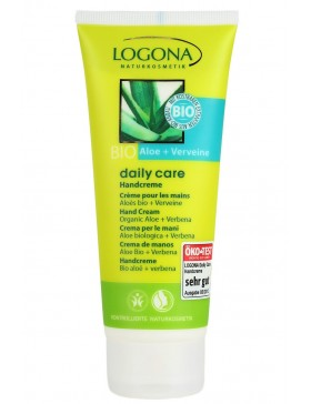 Daily Care Hand Cream Organic Aloe&Verbena