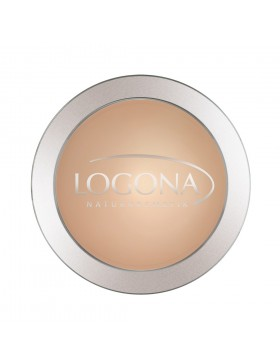 Pressed Powder no. 02, medium beige