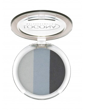 Eyeshadow Trio no. 01, smokey