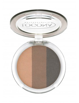 Eyeshadow Trio no. 02, cashmere