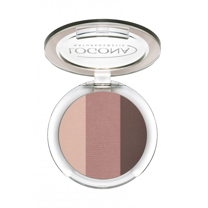 Eyeshadow Trio no. 03, rosewood