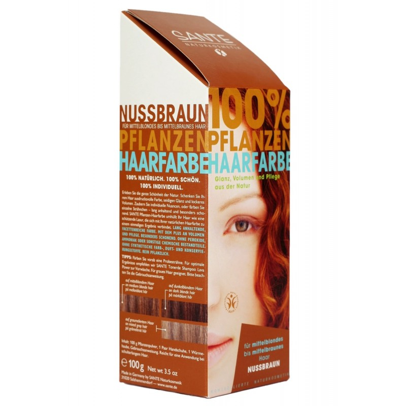 Herbal Hair Color Chestnut Brown