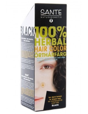 Herbal Hair Color Black