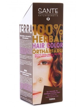 Herbal Hair Color Terra