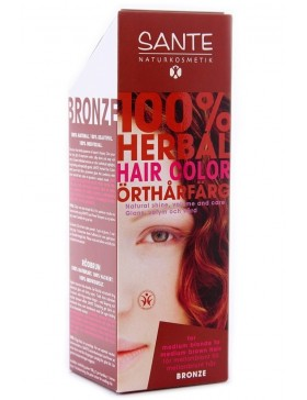 Herbal Hair Color Bronze