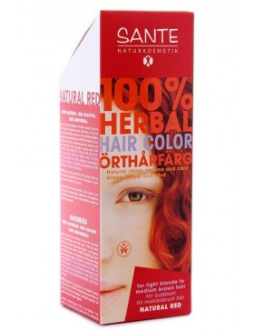 Herbal Hair Color Natural Red