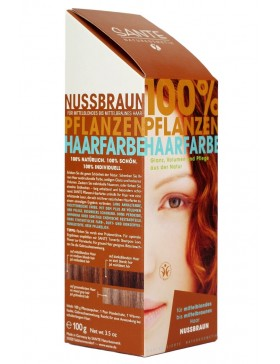 Herbal Hair Color Nut Brown