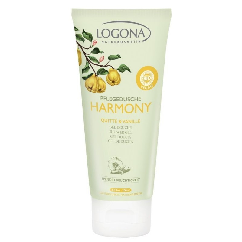 HARMONY Shower Gel Quince & Vanilla
