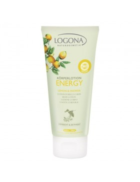 ENERGY Body Lotion Lemon & Ginger