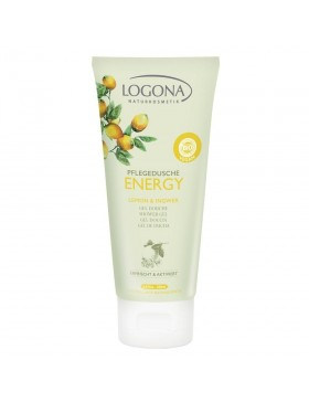 ENERGY Shower Gel Lemon & Ginger