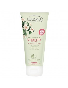 VITALITY Body Lotion Wild Rose & Grape
