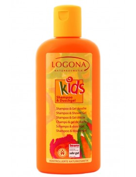 Kids Shampoo & Shower Gel