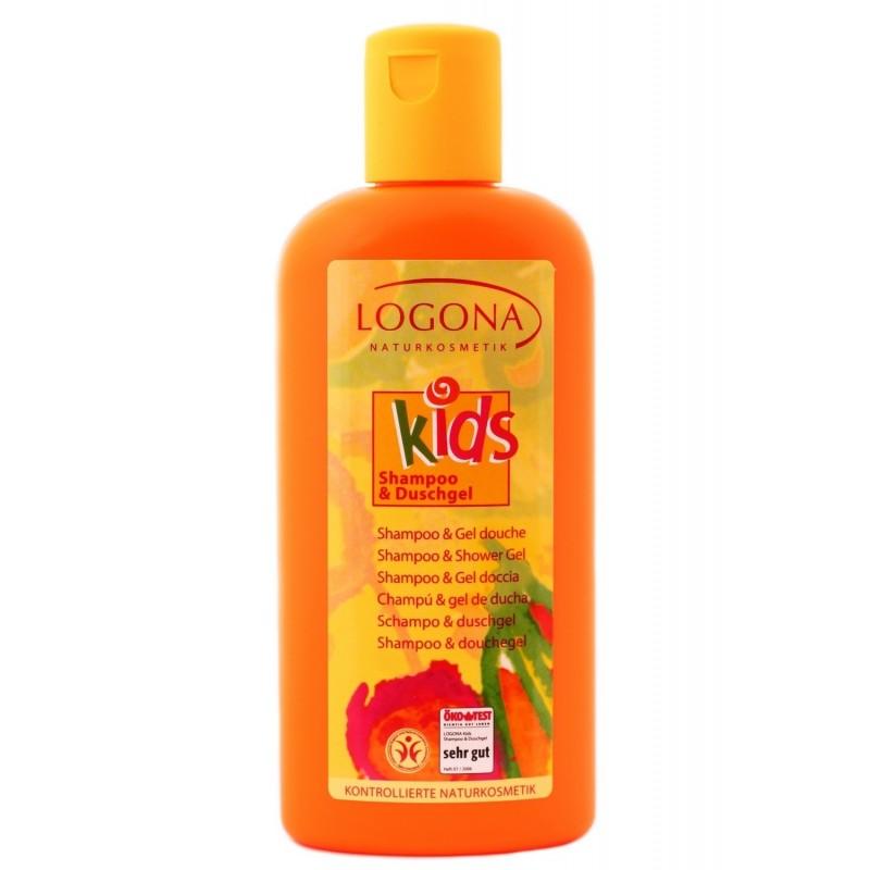 Kids Shampoo & Shower Gel