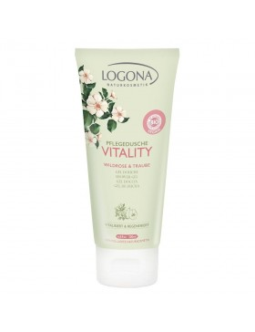VITALITY Shower Gel Wild Rose & Grape
