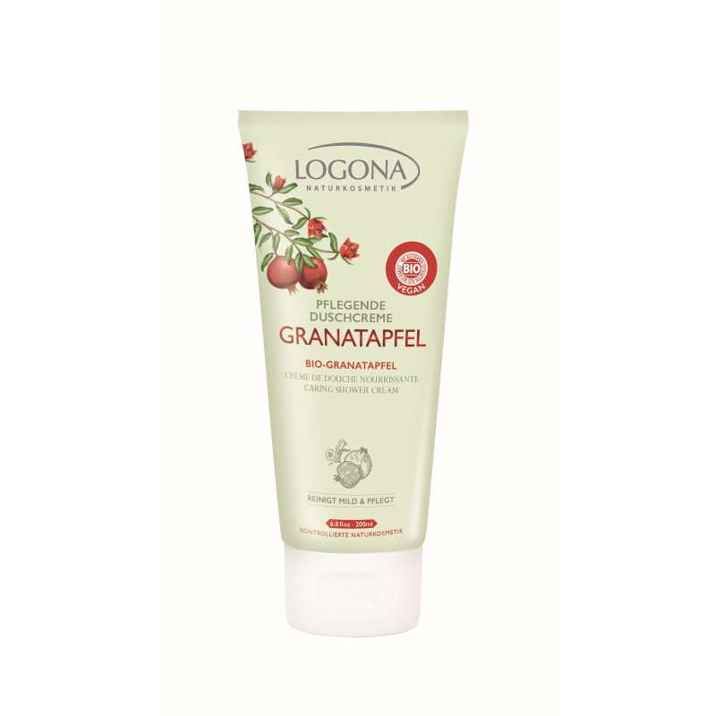 Pomegranate Caring Shower Cream