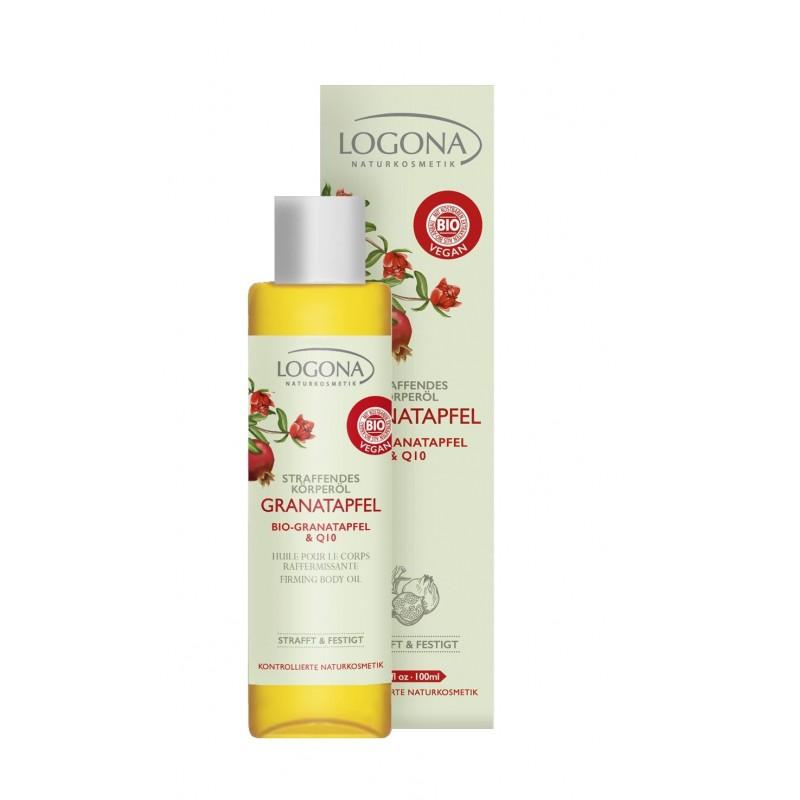 Pomegranate&Q10 Firming Body Oil