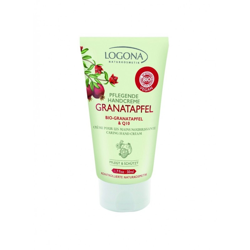 Pomegranate&Q10 Caring Hand Cream