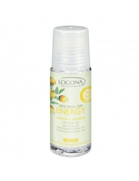 ENERGY Deodorant Roll on Lemon & Ginger