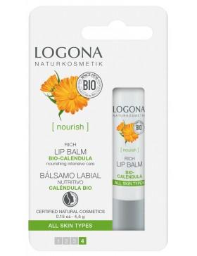 Logona Rich Lip Balm Bio Calendula
