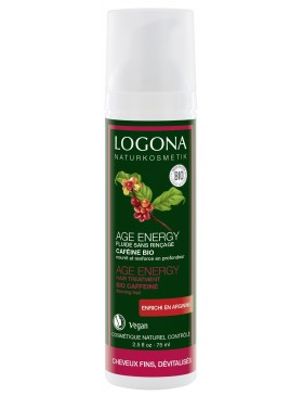 BIO Caffeine Age Energy Hair Serum