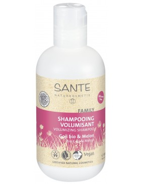 Volumizing shampoo organic goji&melon