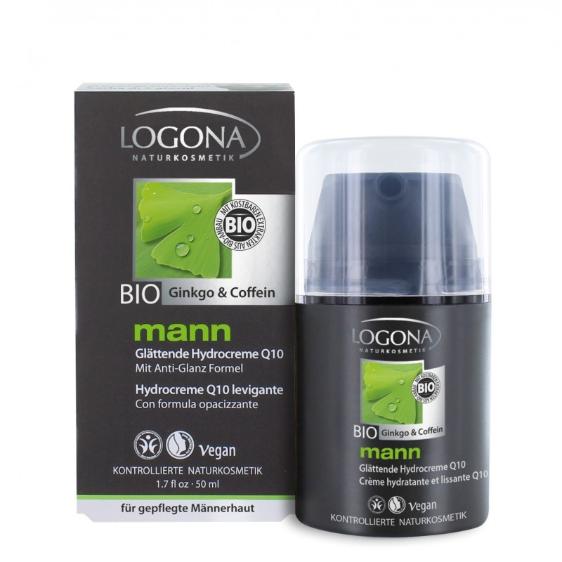 Mann Smoothing Hydro Cream Q10