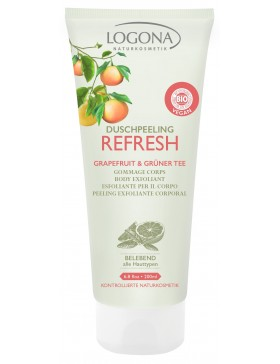 Refresh Body exfoliant Bio grapefruit&green tea