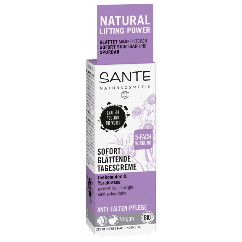 Sante Instantly smoothing day cream