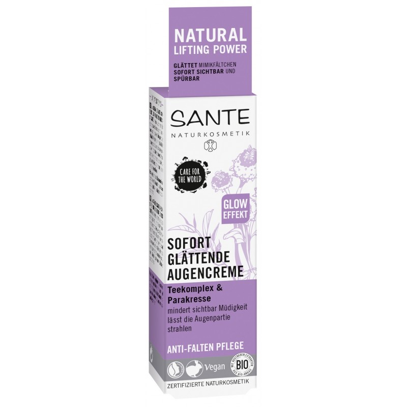 Sante Instantly Smoothing Eye Cream