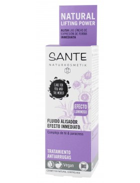 Sante Instantly smoothing fluid with glow effect