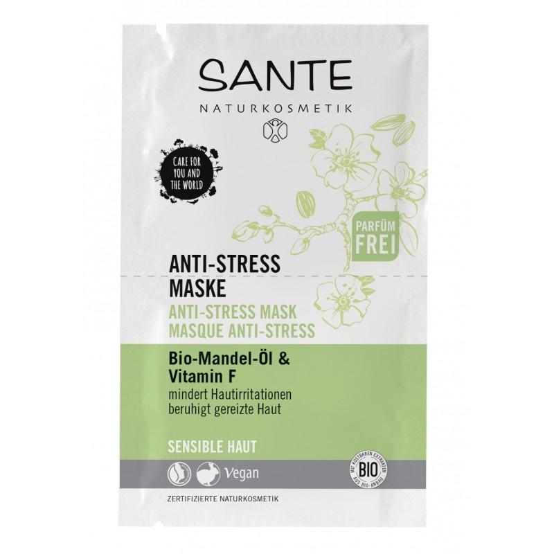 Sante Anti-stress facial mask