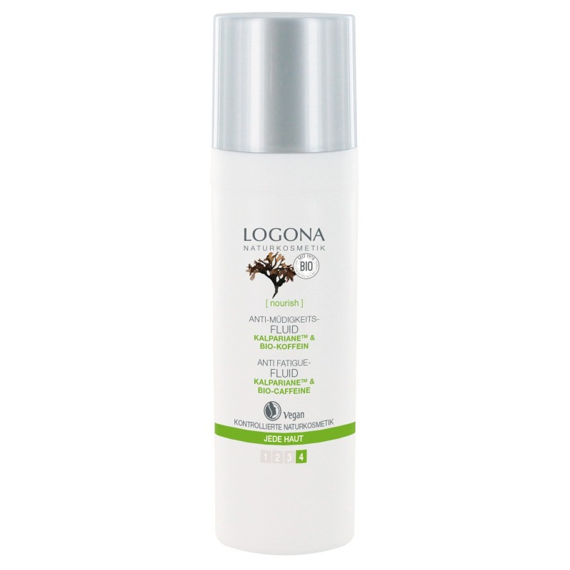 Logona Anti Fatigue-Fluid BIO Kalpariane&caffein