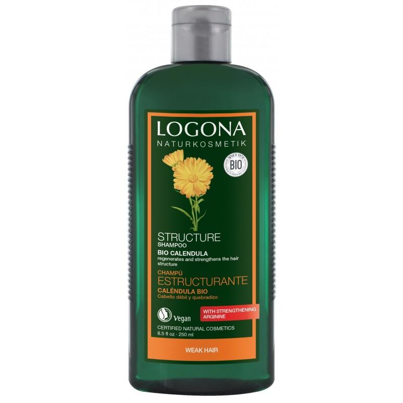 Logona Structure Shampoo bio Calendula