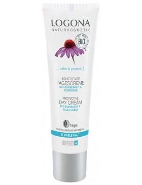 Logona Protective Day Cream Bio echinacea&tiger grass