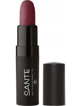 Sante Lipstick Mat Matt Matte 05 catchy plum