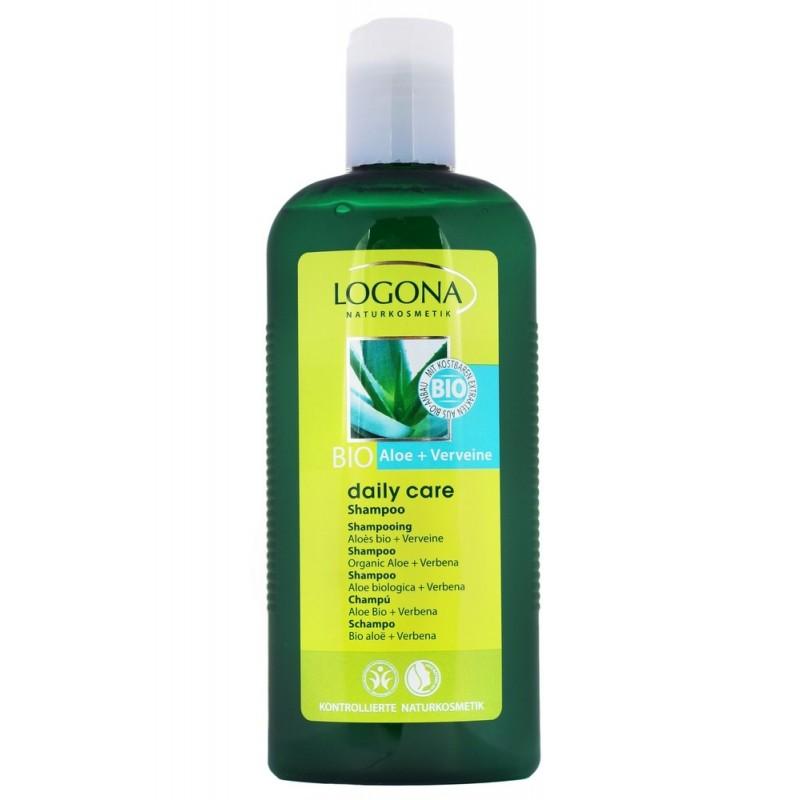 Daily Care Shampoo Organic Aloe&Verbena