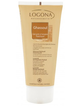 Rhassoul Patchouli Cleansing Gel