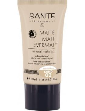 Sante Matte Matt EvermatTM Mineral Make up 02 sand