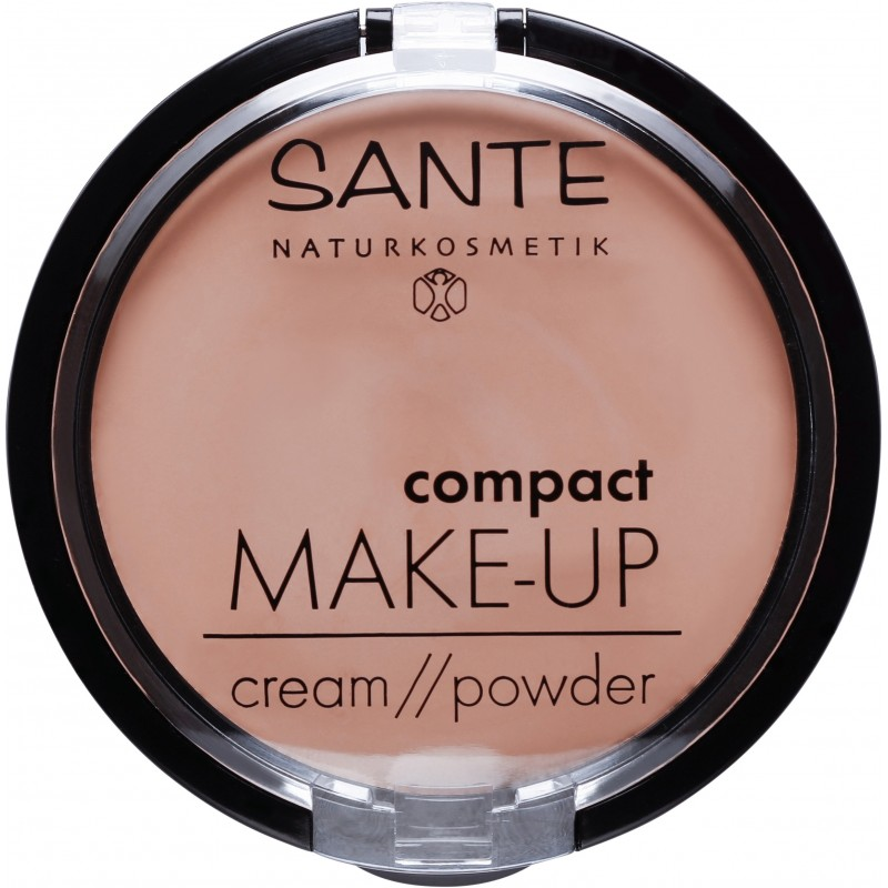 Sante Compact Make up Cream//Powder 02 beige