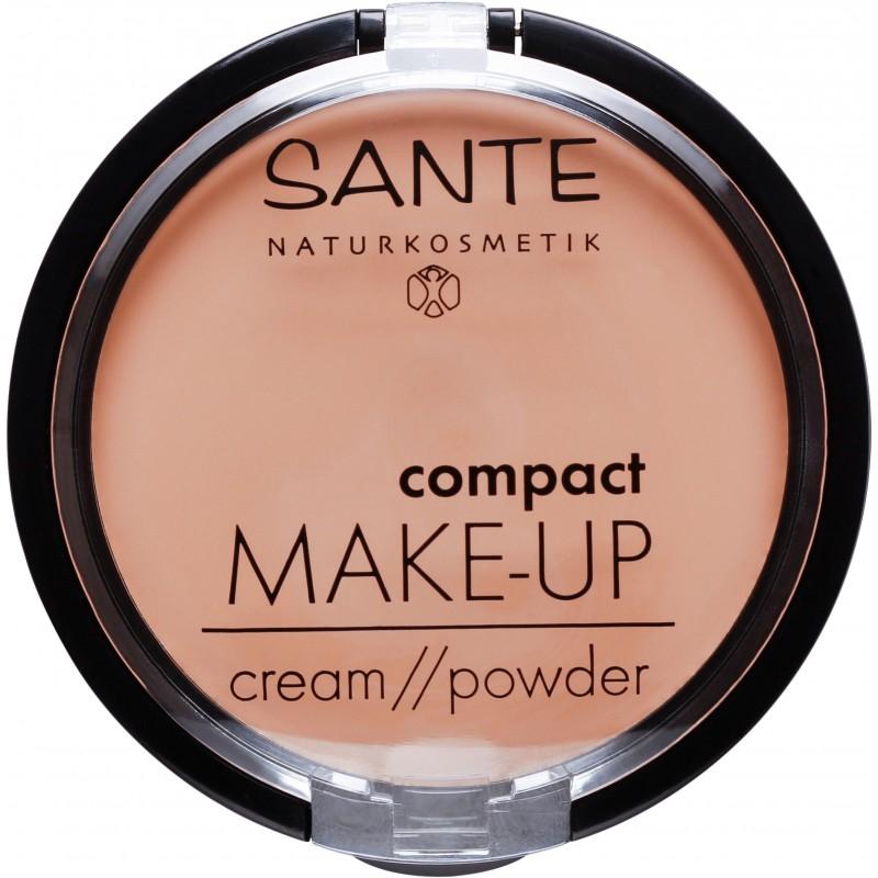 Sante Compact Make up Cream//Powder 01 vanilla