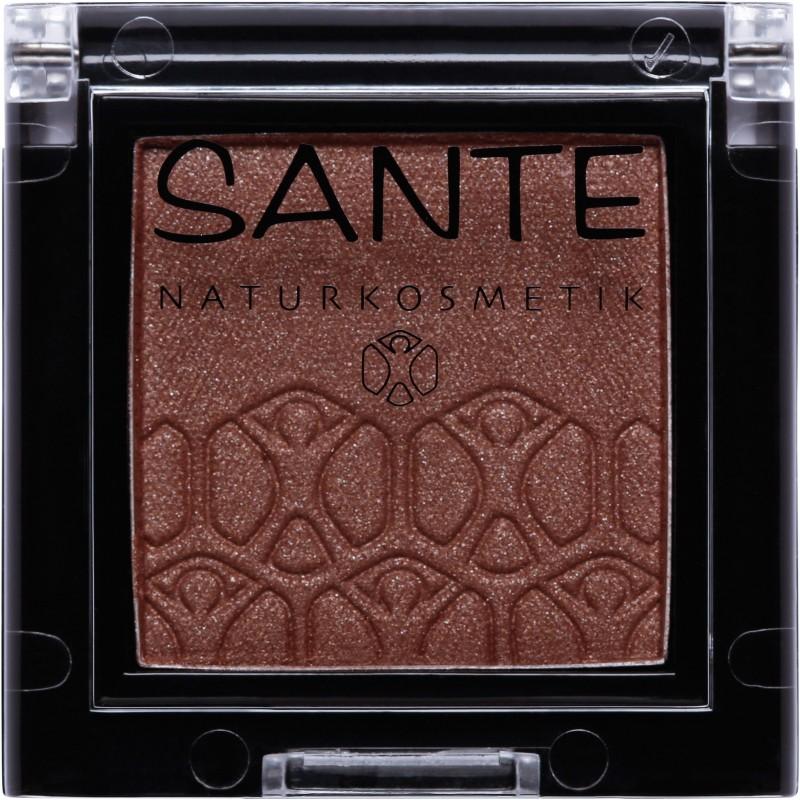 Sante Eyeshadow Mono Shades 05 sparkling brown