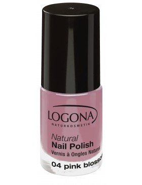 Natural Nail Polish no. 04 pink blossom