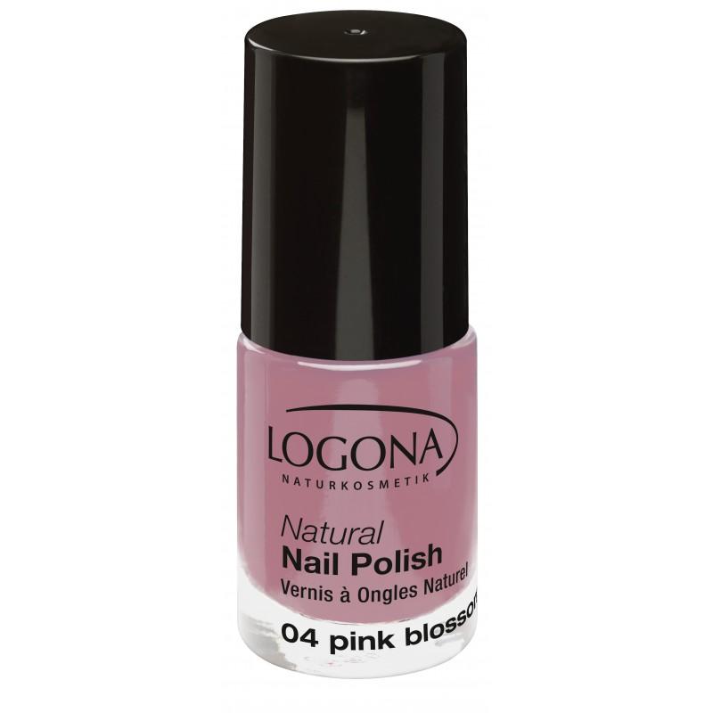 Natural Nail Polish no. 04 pink blossom