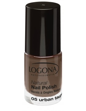 Natural Nail Polish no. 05 urban taupe