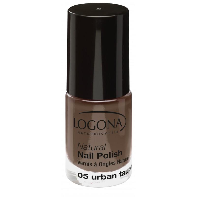 Natural Nail Polish no. 05 urban taupe
