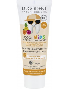 COOL KIDS Tutti Frutti Toothgel
