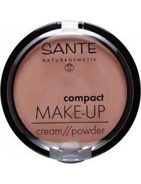 SANTE COMPACT MAKE UP CREAM//POWDER 03 FAWN